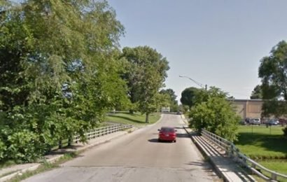 Human remains found inside suitcase in Indianapolis creek
