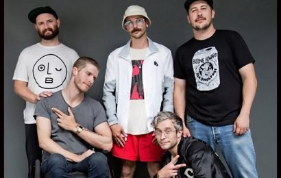 Portugal. The Man To Headline CRSSD Festival