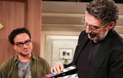 Chuck Lorre on ending 'The Big Bang Theory': 'I'm grief-stricken … and grateful'