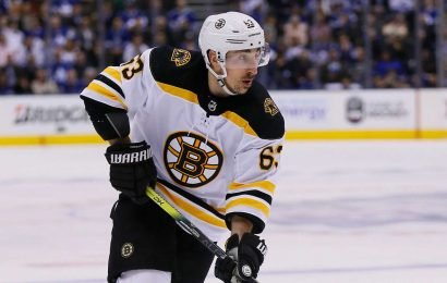 Opinion: Given Brad Marchand's history, he deserves a suspension for cheap shot