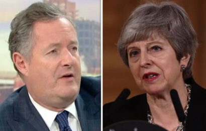 'DEFYING will of Brits!' Piers Morgan delivers BRUTAL Brexit rant – 'Complete disgrace'