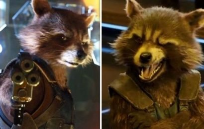 Avengers Endgame: Did you spot THIS Rocket the Raccoon secret?