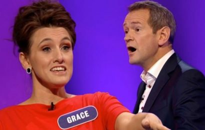 Pointless Celebrities: 'Ouch' Alexander Armstrong gobsmacked by celeb's honest admission