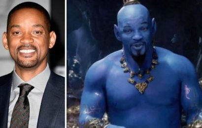 Aladdin remake teaser: Why Will Smith REALLY took on the role as the genie REVEALED