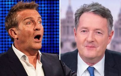 Bradley Walsh's Late Night Guestlist: Piers Morgan vows to LEAVE UK after The Chase reveal