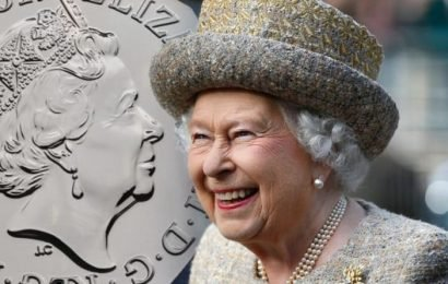 Queen Elizabeth II exclusive: The Royal Mint 50p coin the Queen is a HUGE fan of revealed