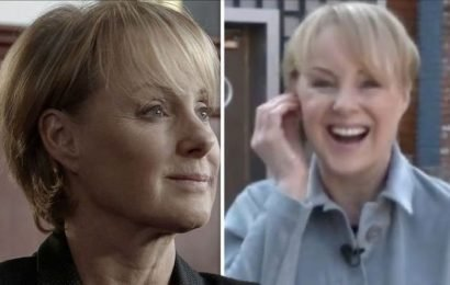 Coronation Street spoilers: 'So not true' Sally Webster star SHUTS DOWN mass exit claims