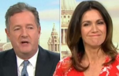 ITV GMB: Susanna Reid issues warning to Piers Morgan over BBC Brexit remark