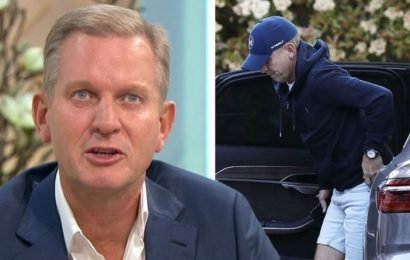 Jeremy Kyle breaks silence after ITV show axed following guest's death 'Devastated'