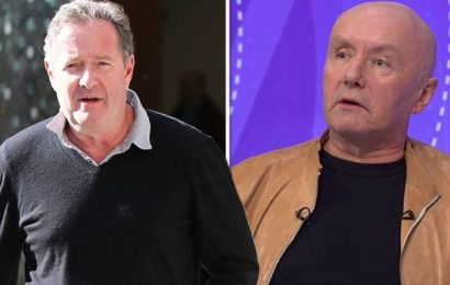 Piers Morgan branded a 'moron' in 'garbage' Game of Thrones Twitter spat with Irvine Welsh