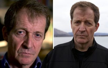 Alastair Campbell Depression and Me: Viewers praise 'brave' mental health documentary