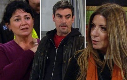 Emmerdale spoilers: Cain Dingle and Moira Barton torn apart by cheating scandal?
