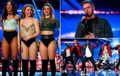 Britain's Got Talent finalists 2019: Who is through to the live shows?