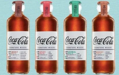 Coca-Cola launches FIRST EVER range of Signature Mixers – with four exciting flavours