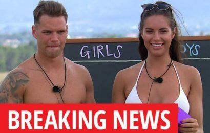 BREAKING: Love Island's Jessica Shears pregnant six months after marrying Dom Lever