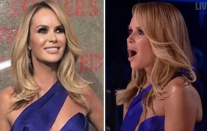 Britain's Got Talent viewers outraged over Amanda Holden's outfit: 'Vulgar!'