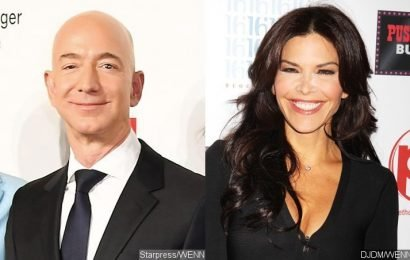 Jeff Bezos and Lauren Sanchez Spotted on First Public Outing Together Amid Romance Rumors