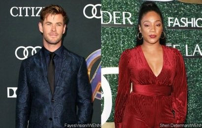 Chris Hemsworth Partners Up With Tiffany Haddish in Buddy Cop Comedy