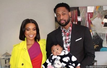 Pic: Gabrielle Union and Dwyane Wade in Pure Bliss When Seeing Their Daughter for the First Time