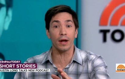 Justin Long Apologetic Over Curse Word Slip During Live TV Interview