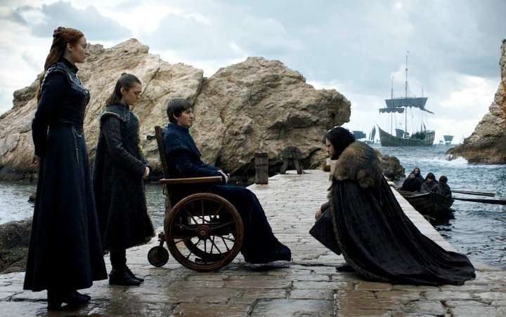 'Game of Thrones' Author Reveals If the Book Will Have the Same Ending With HBO's Show