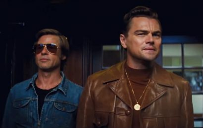 Quentin Tarantino Moved by Cannes Audience's Reaction to 'Once Upon a Time in Hollywood'