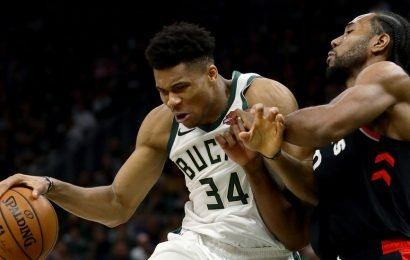 Deer in Headlights? The Bucks Are Beaming After Another Playoff Romp