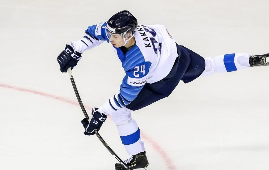 Big Question at the Hockey World Championship: Who's No. 1 (in the Draft)?