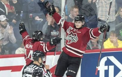 Memorial Cup: Hat trick comes in handy in Storm victory over Huskies