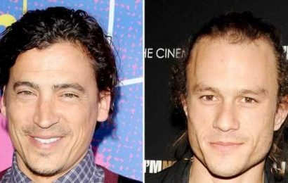 Andrew Keegan Reflects Filming '10 Things I Hate About You' With Heath Ledger