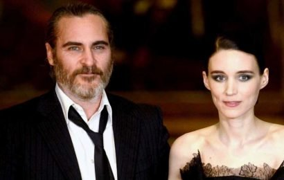 Are Rooney Mara and Joaquin Phoenix Engaged? See Her Massive Diamond Ring!