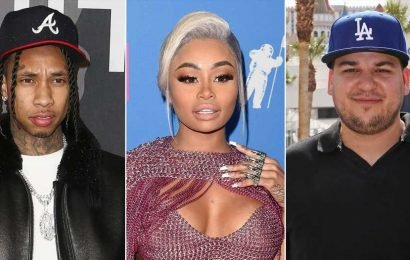 Blac Chyna Says Rob Kardashian Is a 'Better Lover' Than Tyga