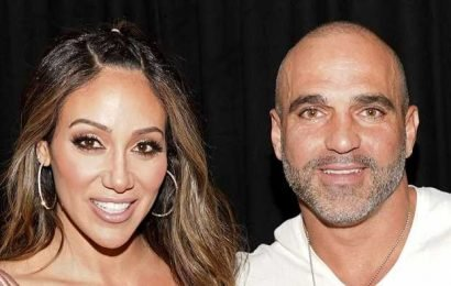 Joe Gorga on Marriage to Melissa: 'The Key Is as Much Sex as You Can Have'