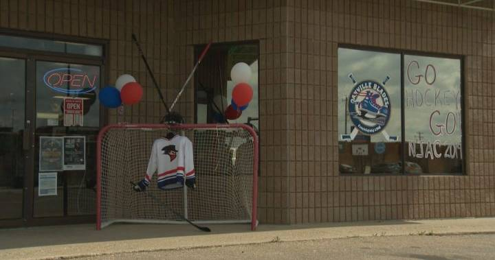 Business is booming for Brooks, Bandits at Junior A hockey championship