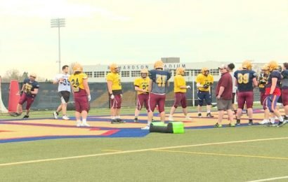 Kingston Junior Gaels open new football season this weekend in Ottawa