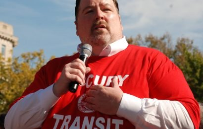 Larry J. Hanley, 62, Dies; Helped Rid Transit Union of Corruption