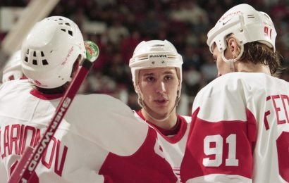'The Russian Five' Review: Out of the Iron Curtain, Onto the Ice