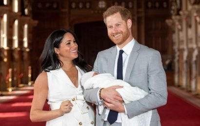 Meghan, wife of Britain's Prince Harry, gave birth at private London hospital