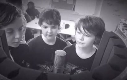 WATCH: Children in Slane hope to catch Metallica's attention with their stunning cover of 'Nothing Else Matters'