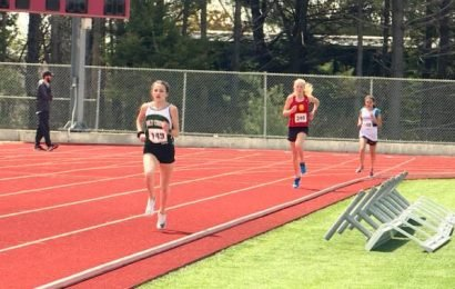 Kingston-area high school students compete in track and field championships