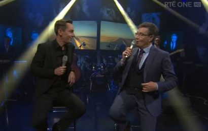'How can you knock it really, it was so wonderfully awful' – Ryan Tubridy will sing again as Late Late Country special draws 538,000 viewers