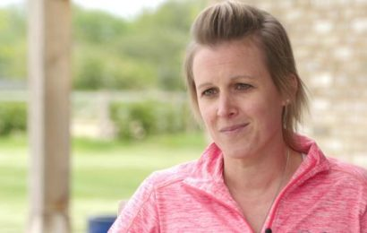 Alex Danson: England captain and Olympic champion on head injury recovery