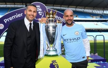 Man City chairman Khaldoon Al Mubarak says some rivals are 'jealous'