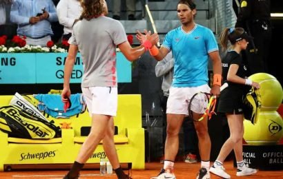 Stefanos Tsitsipas Became One Of The Few To Take Out Rafael Nadal On Clay