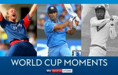 Cricket World Cup moments: Benedict Bermange counts down from 40-31