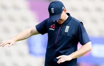 England captain Eoin Morgan picks up finger injury ahead of Cricket World Cup