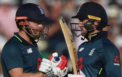 WATCH: Jonny Bairstow and Jason Roy talk to Sky Sports after England win over Pakistan