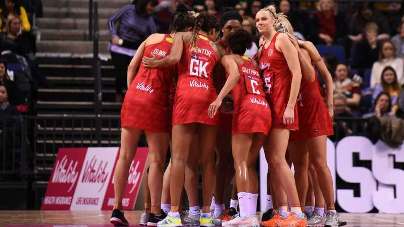 Vitality England Roses squad has places up for grabs, says Tamsin Greenway