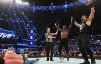 R-Truth teams up with Roman Reigns to win back his 24/7 Championship on WWE SmackDown