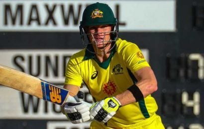Steve Smith hits 91no as Australia beat New Zealand in warm-up match